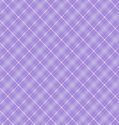 Seamless cross violet shading diagonal pattern vector image