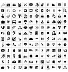 Universal web icon vector image
