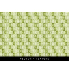 texture four green color vector image vector image