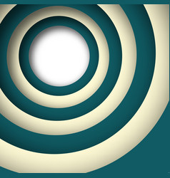 abstract background consisting of a circle with vector image