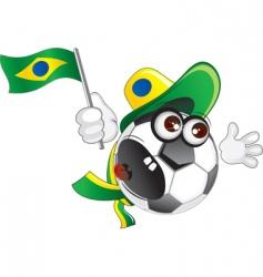 brazilian vector image
