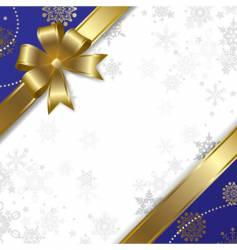 Christmas parchment print vector image