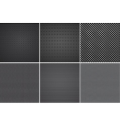 Dark textures - collection vector