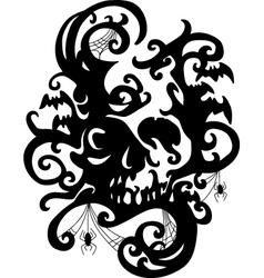 SpiderSkull vector