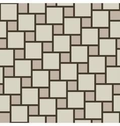 beige tiles seamless pattern vector image