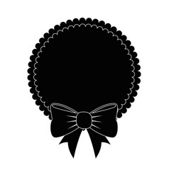 Bow icon image vector