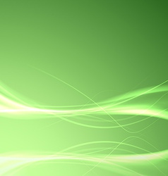 Speed smooth swoosh wave reflection background vector image