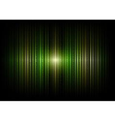 vertical lines green vector image vector image