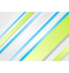Abstract tech minimal corporate background vector