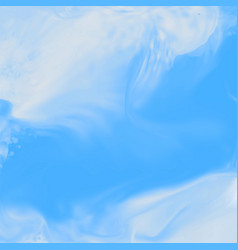 blue shade watercolor texture background vector image