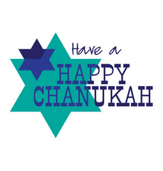Chanukah graphic vector