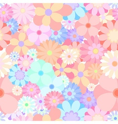 flower pattern 1 vector image
