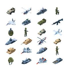 Military transport army gadget armor uniform vector