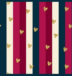 Seamless brilliant glitter pattern vector