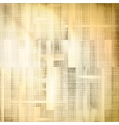Golden wall design template plus EPS10 vector image vector image