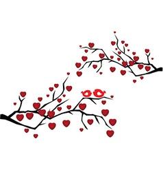 love d vector image