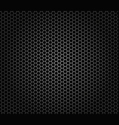 seamless industrial metal carbon texture vector image