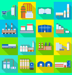 Architecture and technology vector