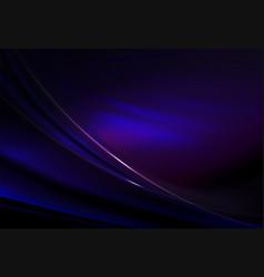 Elegant dark background blue hue with smooth vector