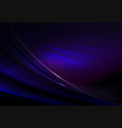 Elegant dark background of blue hue with smooth vector