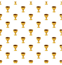 Holy grail pattern vector