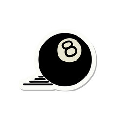 Eight Ball Tattoo Vector Images 60