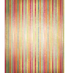 colorful striped pattern vector image vector image