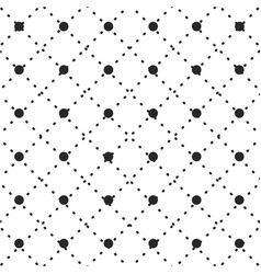 black and white background design vector image