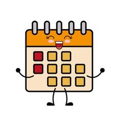 Calendar icon imag vector