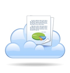 Cloud document vector