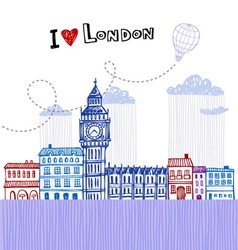 I love london 2 vector