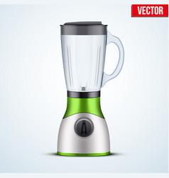 original bio kitchen blender vector image