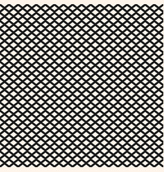 Rhombuses seamless pattern geometric texture vector