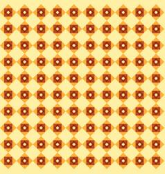 seamless geometric squares vector image