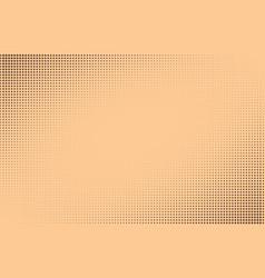 Comic book halftone texture pop art background vector