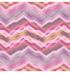Seamless Pink Abstract Retro Background vector image