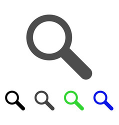 search tool flat icon vector image
