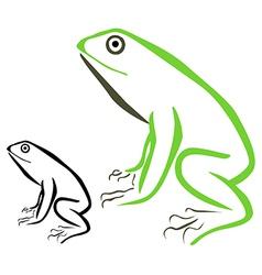 Frog 1 vector