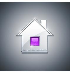 House jewellery decoration vector