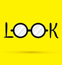 Look vector image