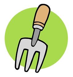 Gardening tool vector image