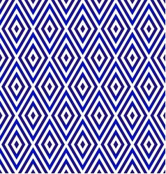 blue and white modern pattern vector image