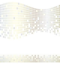 mosaic textures vector image vector image