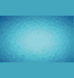 light blue low poly background abstract crystal vector image