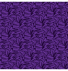 purple seamless pattern vector image vector image