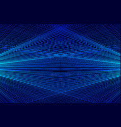abstract background concentrated striped pattern vector image