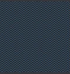 Blue black herringbone decorative pattern vector