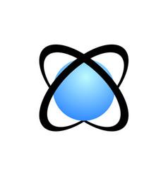 Energy atomic sybmol vector