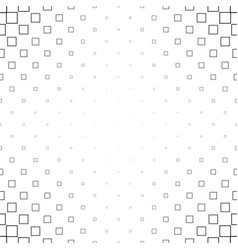 Monochromatic square pattern - abstract vector