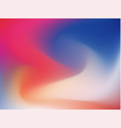 abstract blured colorful backdrop abstract vector image vector image